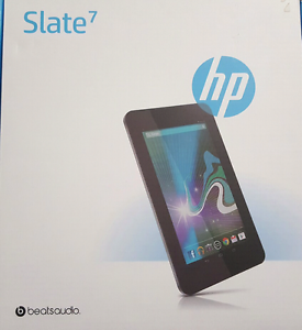 HP Slate 7 andriod Tablet in new condition Port Adelaide Port Adelaide Area Preview
