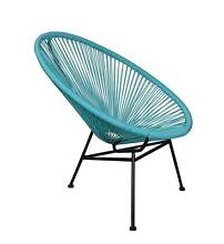 Replica Acapulco Chair - Brand New Various Colours Miranda Sutherland Area Preview