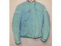 Richa ladies textile motorbike jacket Modena