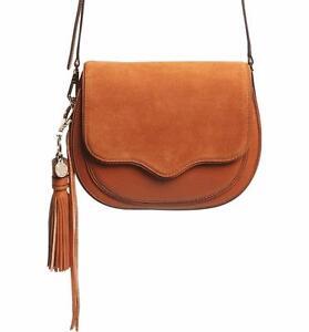 NEW Rebecca Minkoff Large Suki Crossbody Bag