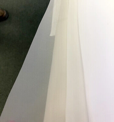 Screen Printing Mesh 110- 45 Wide White 10 Yards