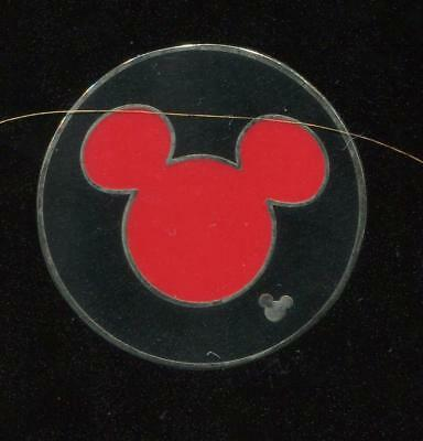 WDW Hidden Mickey Collection Mickey Icon Red Disney Pin 51305 Disney Collection Mickey Icon
