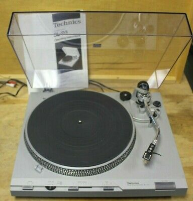 TECHNICS SL-D3 Direct Drive Fully-Automatic Turntable + Stylus Needle Dust Cover tweedehands  verschepen naar Netherlands