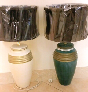 Beautiful Elegant Large Bedside Lamps - $80ea or 2 for $150 Dianella Stirling Area Preview