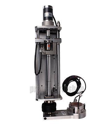 200mm Cnc Plasmaflame Cutting Machine Z-axis Torch Lifteranti-collision Clamp