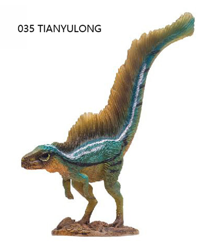 PNSO+TIANYULONG+Dinosaur+Model+Toy+Collectable+Art+Figure