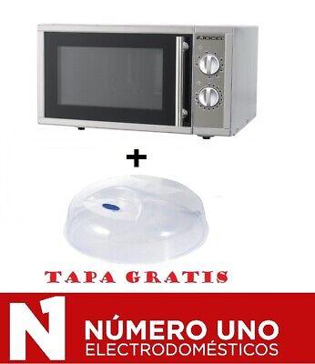 Microondas Jocel JMO011428, 25 litros, 900 W, Inox