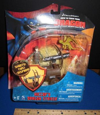 How To Train Your Dragon   Hiccups Dragon Striker   Original Walmart Exclusive