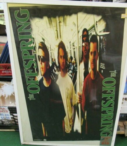 OFFSPRING POSTER NEW 1994 RARE VINTAGE COLLECTIBLE OOP LIVE