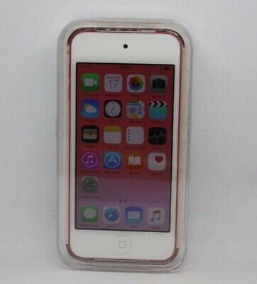 Apple iPod touch 5. Generation Rosa (64GB) (aktuellstes Modell) Rosa Ipod Touch