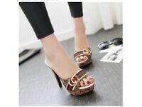 Women's Gucci high heels
