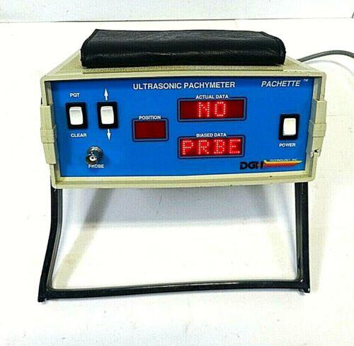 DGH Technologies DGH 500 Pachette Ultrasonic Pachymeter - Free Shipping