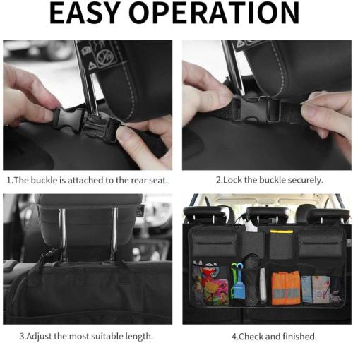 Auto Kofferraum Organizer Taschen Aufbewahrung Kofferraumtasche Platzsparender