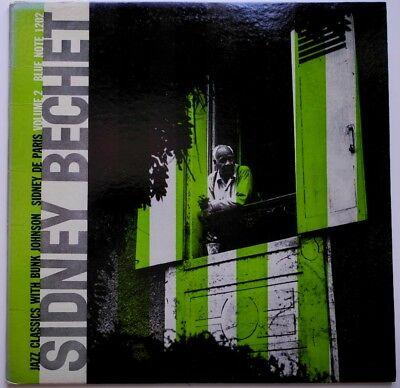 LP US**SIDNEY BECHET - JAZZ CLASSICS VOLUME 2 (BLUE NOTE / MICROGROOVE)**30209