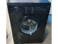 m478 black logik 7kg washing machine comes with warranty can be delivered or collected