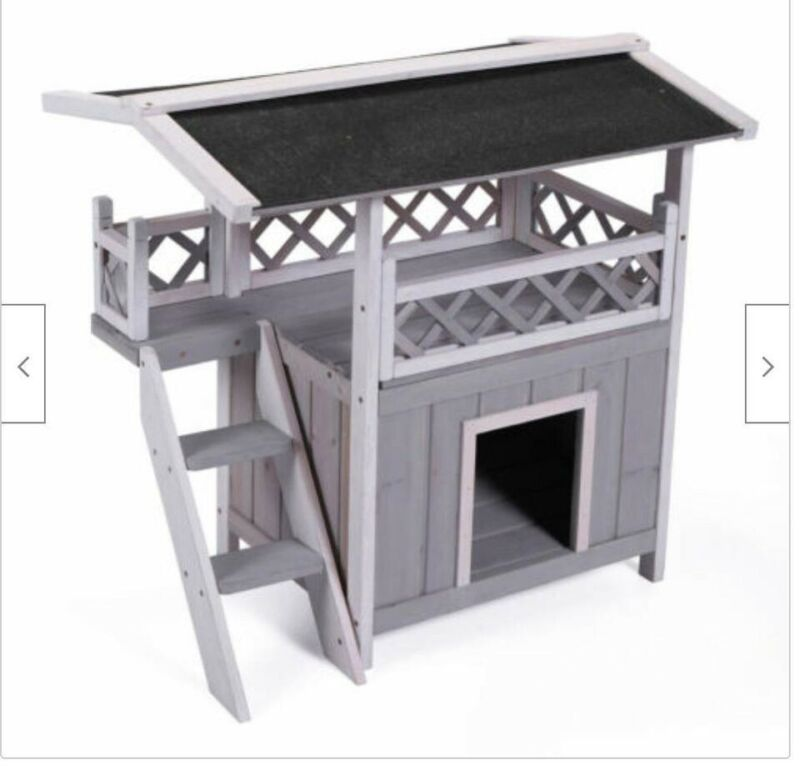 Outdoor Shelter Dog House
