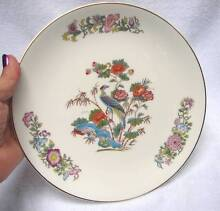 Wedgwood Bone China Kutani Crane Dinner plate 24 cm Kingswood 2747 Penrith Area Preview