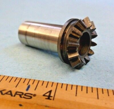 TCM / Continental 535908 GEAR SHAFT, BEVEL, TACH DRIVE (Aviation)