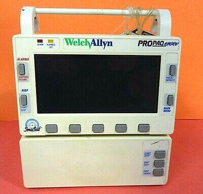 Welch Allyn Propaq Encore - Model 202 El - Free Shipping