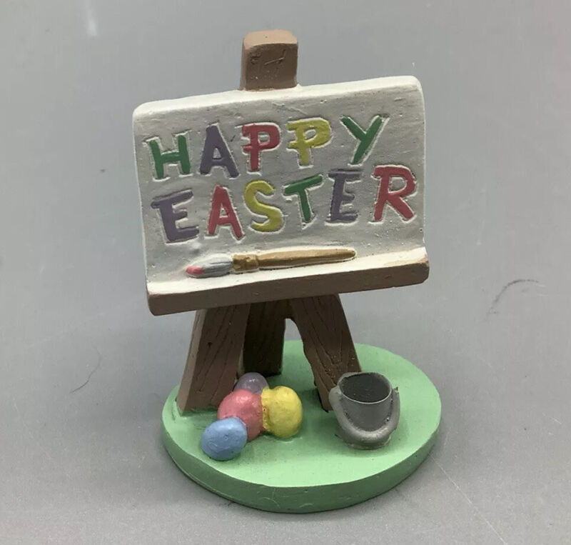Midwest Of Cannon Falls Cottontail Lane Happy Easter Sign