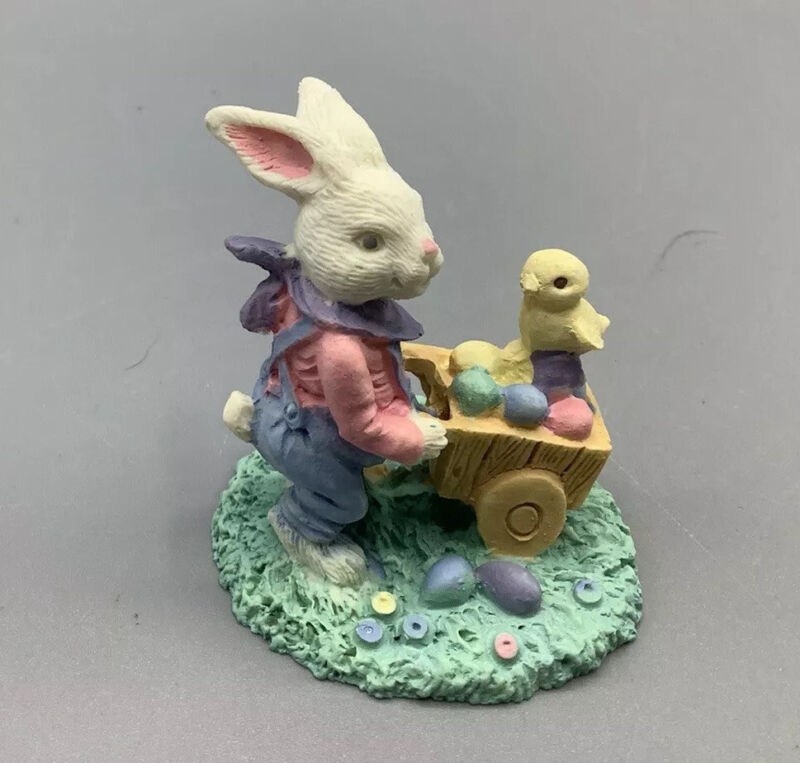 Midwest Of Cannon Falls Cottontail Lane Bunny With Wagon