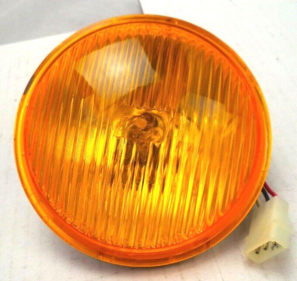 Whelen Par 36 Model Amber Strobe Light, 02-0361206-A0  4 3/8