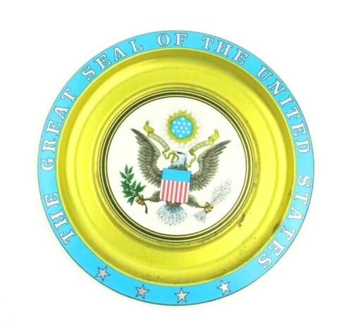 Fabcraft The Great Seal of the United States Tin Wall Hanging