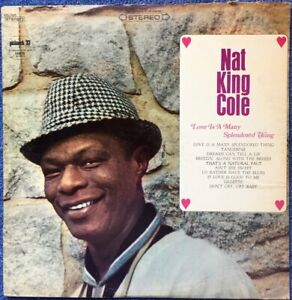 Nat King Cole-Love Is A Many Splendored Thing