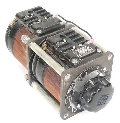 Danaher Motion Powerstat Q217u-2 Variable Transformer 240v 60hz For Parts