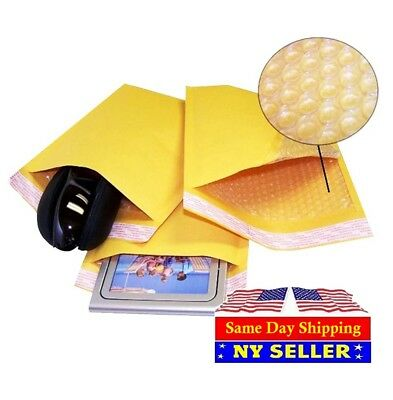 500 000 4x8 Kraft Bubble Padded Envelopes 4.5 X 8 X-wide Mailers Bags