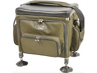 Fishing Seat box, Lightweight and easy to carry. Fly fishing, coarse and sea.