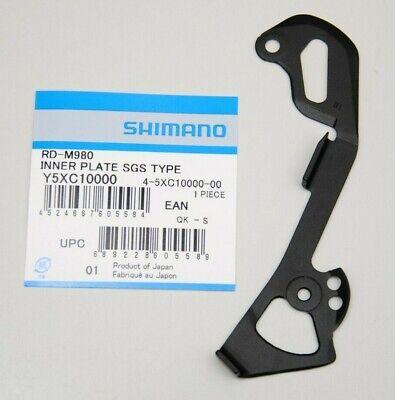 Piastra Interna SHIMANO XTR SGS RD-M980 Gabbia Lunga