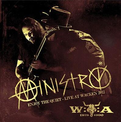 MINISTRY Enjoy The Quiet - Live at Wacken - 2LP / Vinyl - OVP / Factory Sealed