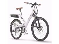 """A2B Hybrid 24 Electric Bike, 17"""" Frame, Brand New, Spares or Repairs but working"""