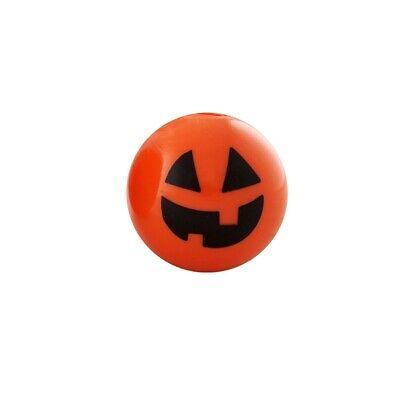 Orbee Tuff Halloween Jack o Lantern Ball for Dog Toy Small