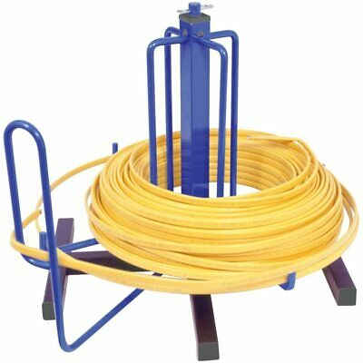 Spool Dispenser Coil Wire Untangler Electrical Romex Spinner Reel Mc Unroller Me