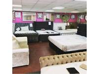 sale bed.sofa.miror.clock.mattress