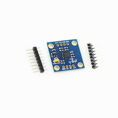 L3g4200d Triple Axis Triaxial Digital Gyroscope Sensor Module Angular Velocity T