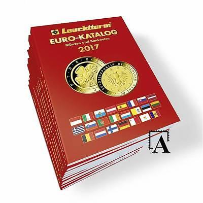 NEU ! EURO-Münzen-Katalog 2017 von Leuchtturm Münzkatalog catalogue coins