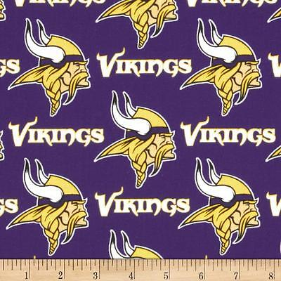 NFL MINNESOTA VIKINGS  FOOTBALL VALANCE  56