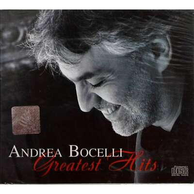 Andrea Bocelli  -  Greatest hits -best 2cd (Andrea Bocelli Best Hits)