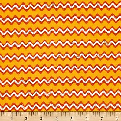Jeepers Creepers Primitive Halloween Quilt Fabric Stripe  Premium Cotton](Jeepers Creepers Halloween Fabric)