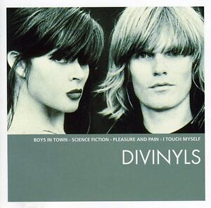 DIVINYLS-The-Essential-CD-BRAND-NEW-Best-Of-Greatest-Hits