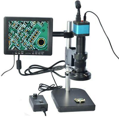 Hayear Full Set 14mp Industrial Digital Microscope Camera Hdmi Usb Outputs180x