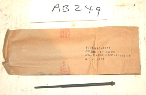 M1 Carbine Operating Spring Guide, (10)  In  Seal package