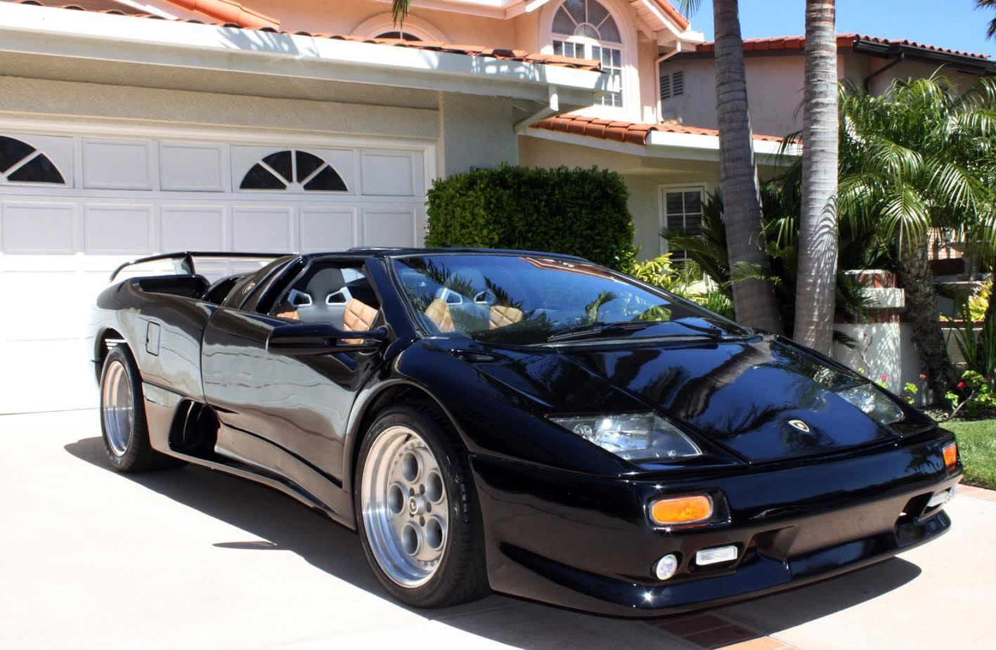 1999 Replica/Kit Makes 1999 Lamborghini Diablo Roadster  1999 Lamborghini Diablo Roadster Replica No Reserve Best Replica You'll Find