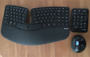 Microsoft Sculpt Ergonomic Keyboard & Mouse