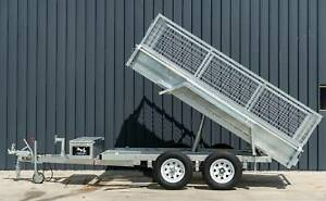 10x5 2 Tonne Hydraulic Tipper FULLY GALVANISED Moss Vale Bowral Area Preview