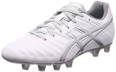 83a108529 ASICS Soccer Football Shoes DS Light 3-Wide TSI751 White Silver US10(28cm)
