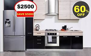 Display Kitchen - Now $2,500. Was $7,500. Save $5,000 Casula Liverpool Area Preview